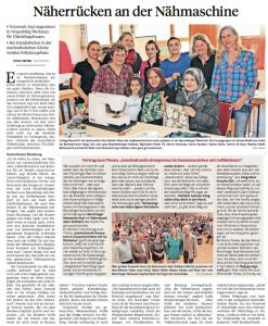 Pforzheimer Zeitung 14.April 2016